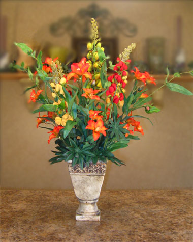 These Are The Flowers Featured As Options Within Our Arrangements